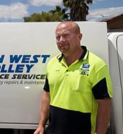 Allen Westerduin, State Service Manager